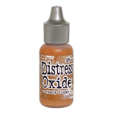 Ranger Distress Oxide Re-inker - Rusty Hinge TDR57260
