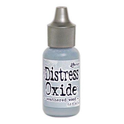 Ranger Distress Oxide Re-inker - Weathered Wood TDR57437