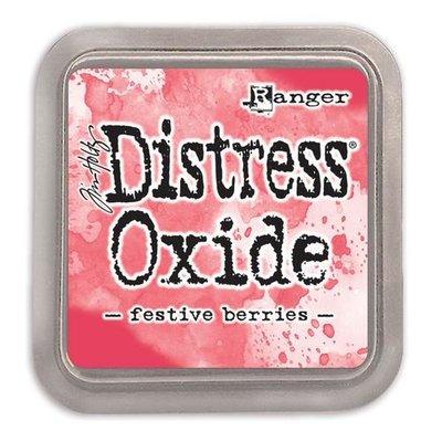 Ranger Distress Oxide - Festive Berries TDO55952