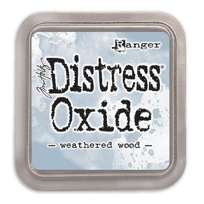 Ranger Distress Oxide - Weathered Wood TDO56331