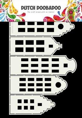 Dutch Doobadoo Card Art - Grachtenpanden 470.713.696