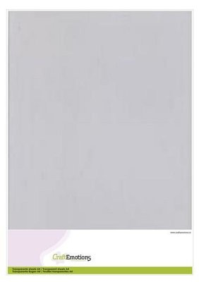 CraftEmotions Mica Sheets - A5 3.1010