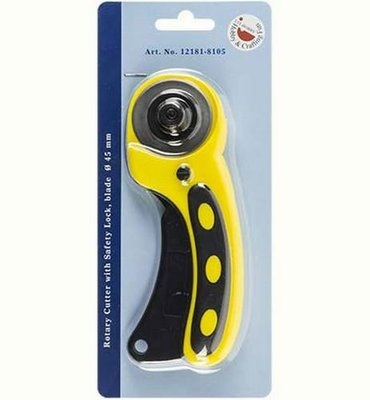 Rotary Cutter - Safety Lock Blade 45 mm