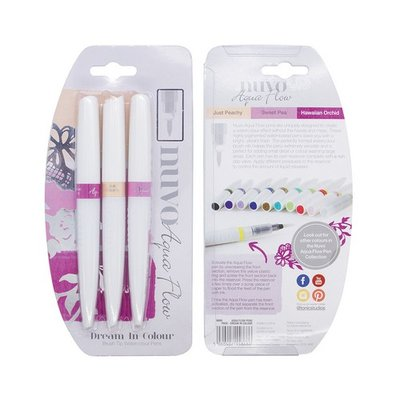 Nuvo Aqua Flow Pens - Dream in Colour 868N