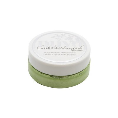 Nuvo Embellishment Mousse - Forest Green 832N