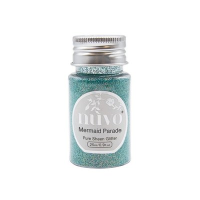 Nuvo Pure Sheen Glitter - Mermaid Parade 1110N