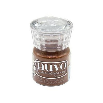 Nuvo Embossing Powder - Copper Blush 613N