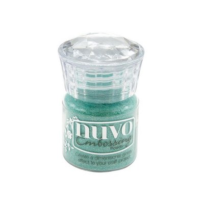 Nuvo Embossing Powder Glitter - Ocean Sparkle 595N