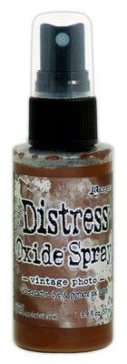 Ranger Distress Oxide Spray - Vintage Photo TSO64817