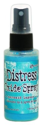 Ranger Distress Oxide Spray - Mermaid Lagoon TSO64770