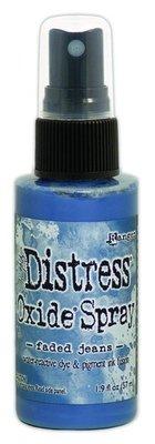 Ranger Distress Oxide Spray - Faded Jeans TSO64732
