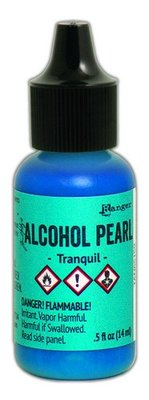 Ranger Alcohol Ink Pearl - Tranquil TAN65159