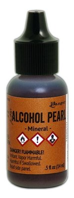 Ranger Alcohol Ink Pearl - Mineral TAN65111
