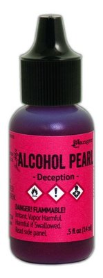 Ranger Alcohol Ink Pearl - Deception TAN65074
