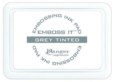 Ranger Emboss It Grey EMB65555
