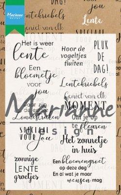 Marianne Design Stamp - Lente CS1022