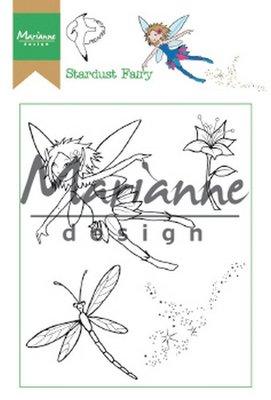 Marianne Design Stamp - Hetty's Stardust Fairy HT1644