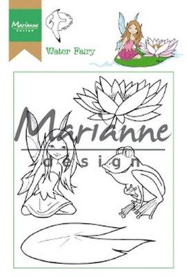 Marianne Design Stamp - Hetty's Water Fairy HT1646