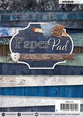 Studio Light Paper Pack A6 - Nr. 113 PPSL113 SALE