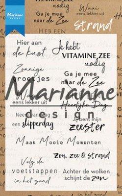 Marianne Design Stempel - Beach CS1024