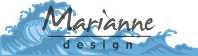 Marianne Design Creatable - Waves LR0600
