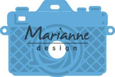 Marianne Design Creatable - Photo Camera LR0605