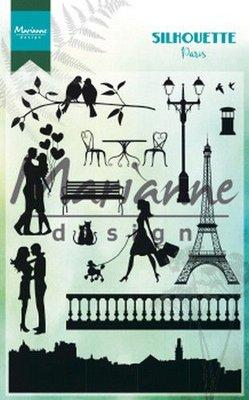 Marianne Design Stamp - Silhouette Paris CS1027