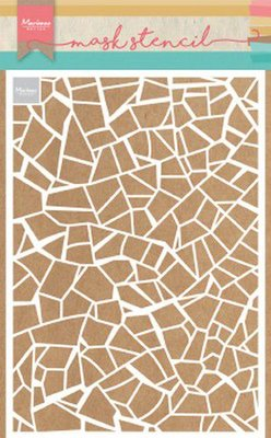 Marianne Design Mask - Broken Tiles PS8036