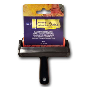 Gel Press Brayer 4""