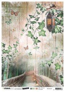 Studio Light Rice Paper - Mindful Art 5.0 no. 29