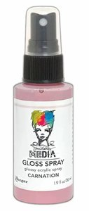 Ranger Dina Wakley Gloss Spray - Carnation MDO73697