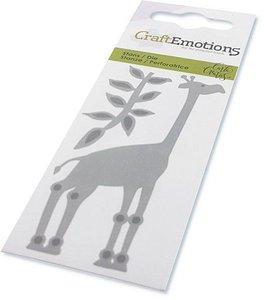 CraftEmotions Die - Giraffe