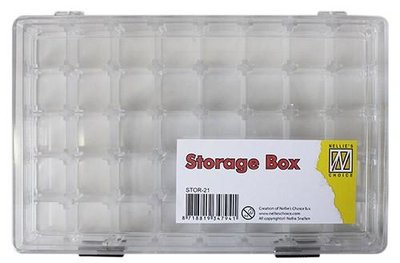 Nellie's Choice Storage Box - 40 compartiments STOR-21