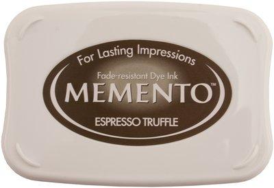 Memento Stempelkussen - Espresso Truffle ME-000-808